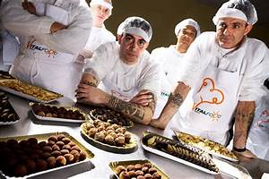 Life is sweet: the prisoners who make some of the world's ...