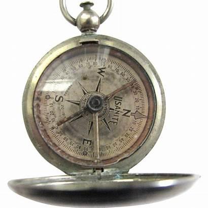Compass Pocket 1800s Eng 1917 Dept Prop