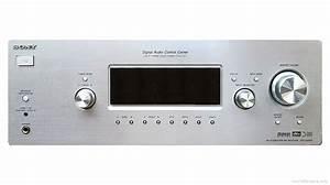 Sony Str-dg300 - Manual - Am  Fm Stereo Receiver