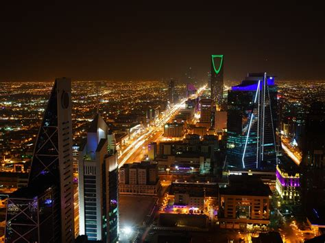 Saudi-Arabien: Goldrausch am Golf – invidis