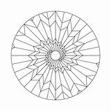 Fibonacci Spiral Coloring Geometry Sacred Geometric Flickr Pattern Tattoo Mandala Spirals Paper Tattoos Corrugation sketch template