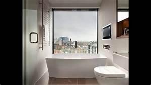 Kleine Moderne Badezimmer : kleine moderne badezimmer youtube ~ Sanjose-hotels-ca.com Haus und Dekorationen