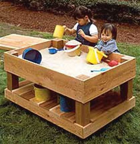 portable sandbox  woodworking project plans