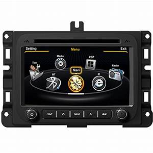 Generic Car Dvd Player For Dodge Ram 1500 With Gps Navigation