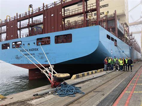 """Išvyka į """"Maersk Line"""