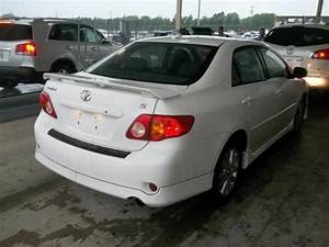 Purchase Used 2009 Toyota Corolla S Five Speed Manual