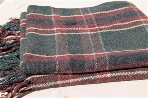Old Antique Plaid Blanket Lap Robe For Buggy Or Horse Drawn Sleigh Loom Knitting Blanket Instructions Snoopy Security Sausage In A Crescent Rolls King Size Electric Blankets Dual Control Bed Heating Cotton Sale Making Granny Square Cook Pigs
