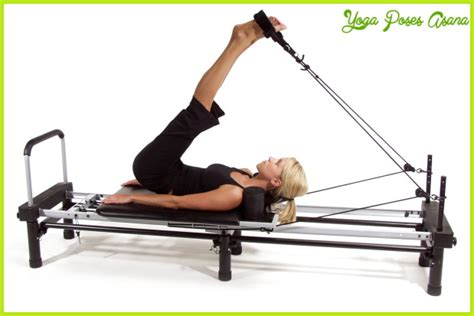 Aero Pilates Reformer Exercises