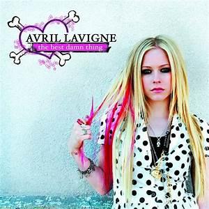 Avril Lavigne Discography Music Canadian Singer Diskografie