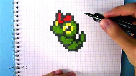 Petit Pokémon Pixel Art Ecosia