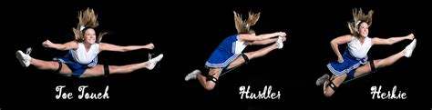 cheer jumps   jump higher cheer kinetic bands
