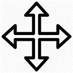 Move Arrow Cursor Pointer Icon Mouse Drag