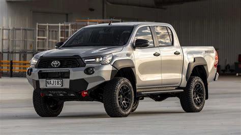 Learn more about our 4 wheel drive pickup truck here! Toyota Hilux Mako : édition limitée commercialisée en ...