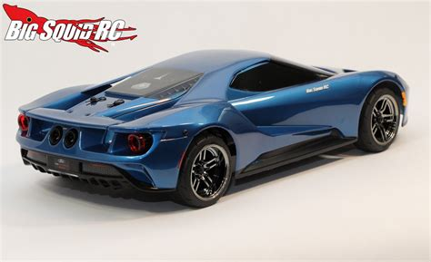 traxxas ford gt unboxing the traxxas ford gt 171 big squid rc rc car and