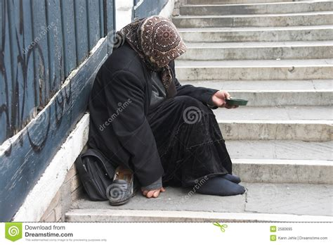 beggar woman stock image image  beggar issues
