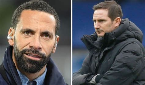 Chelsea news: Rio Ferdinand sends Frank Lampard message to ...
