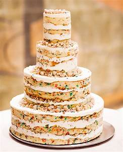 Funfetti Wedding Cake Decor Wedding Cake - Cake Ideas by