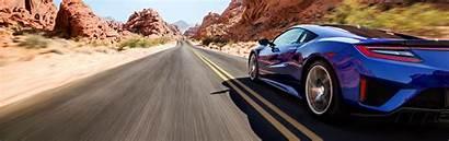 Dual Road Display Monitors Multiple Acura Motion