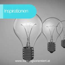 Inspirationen Klein Lösungsorientiertat