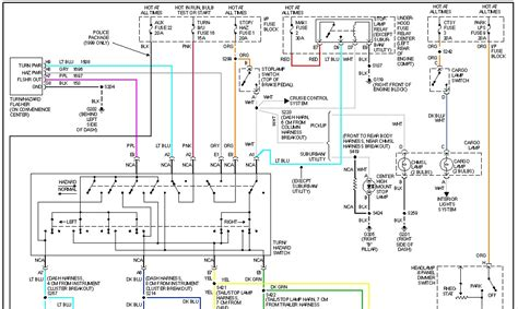 Wiring Diagram For 2007 Gmc Yukon by No Brake Lights On 99 Gmc Yukon New Switch Makes Clicking