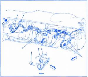 Oldsmobile Bravada 2005 Inside The Dash Electrical Circuit Wiring Diagram  U00bb Carfusebox