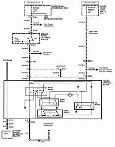 Acura Nsx  2005  - Wiring Diagrams