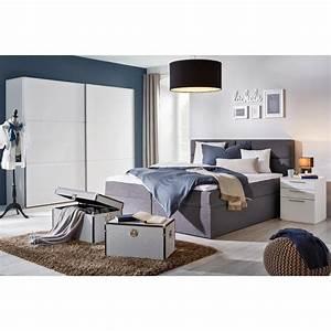 Nachttisch Für Boxspringbett Anthrazit : boxspringbett in anthrazit ca 180x200cm von m max f r 699 ~ Michelbontemps.com Haus und Dekorationen