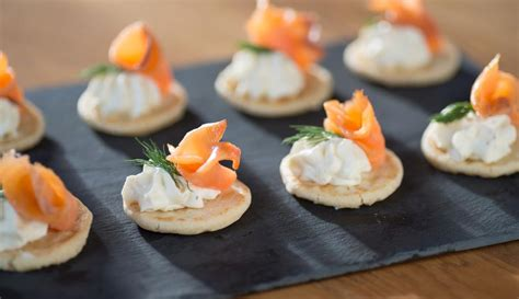 canape s canapés mrs bees kitchen