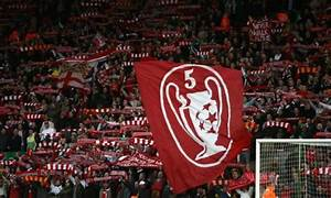 Clash Of Lights Liverpool V Manchester City Watch Footage Of Reds Fans