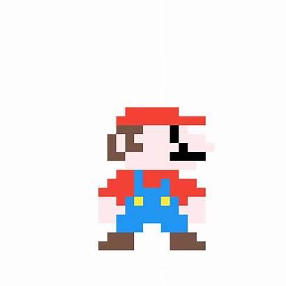 Mario Pixel Newgrounds