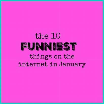 Internet Things Funniest January Stuff