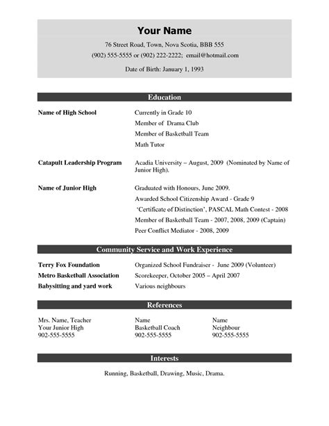 best resume exles free download resume sles download berathen com