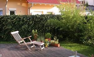 Holzwände Für Garten : sichtschutz f r garten und terrasse tipps von hornbach ~ Sanjose-hotels-ca.com Haus und Dekorationen