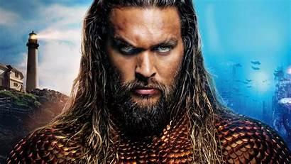 Aquaman Jason Momoa Actor Desktop Background