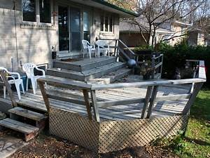 Before-and-Afters of Backyard Decks, Patios and Pergolas DIY