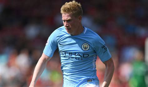 Manchester City star Kevin de Bruyne: Liverpool red card ...