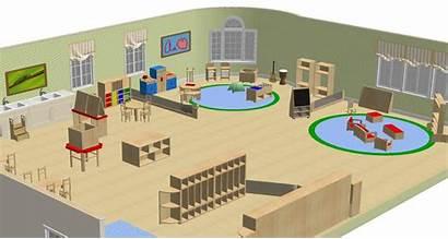 Classroom Layout Preschool Designs البيئه Pre Early