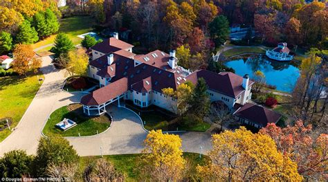 50 Cent's Huge Connecticut Mansion Selling For  Million