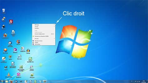 souris pour ordinateur de bureau lilapuce paramètres d affichage windows 7