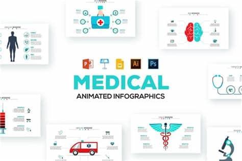 Animated svg vs gif cagematch. Medical animated infographics By Abert | TheHungryJPEG.com ...