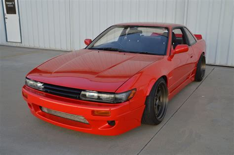 Models within this chassis are sold in other markets by nissan under different names 200sx and north american 240sx in the s13 and s14 generations, and 180sx in the japanese market), the name silvia is interchangeable with the chassis codes. 1990 Nissan Silvia | Toprank Motorworks