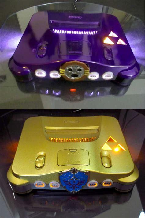 Custom Zelda Nintendo 64 Legend Of Zelda Zelda Nintendo