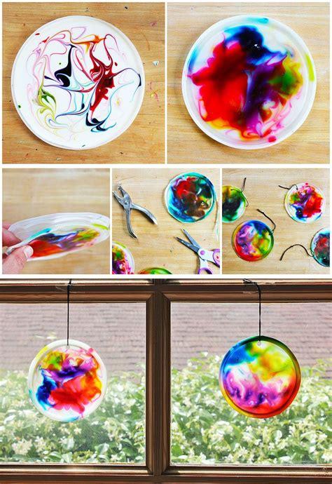Best 25+ Kids Suncatcher Craft Ideas On Pinterest Spring