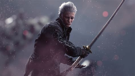 Devil may cry 5 wallpapers. Vergil HD Wallpaper | Background Image | 2560x1440 | ID ...