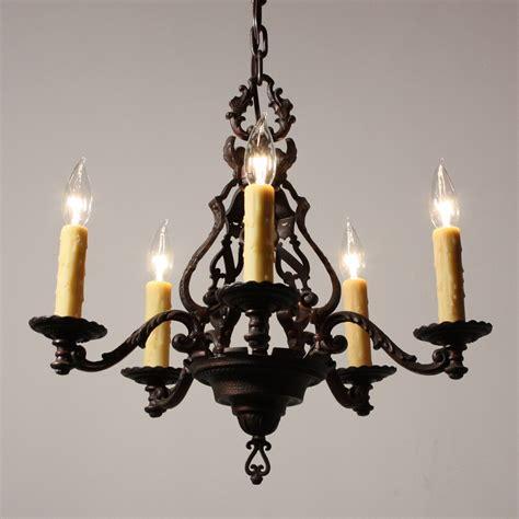 vintage iron chandelier cast iron antique chandelier chandelier ideas