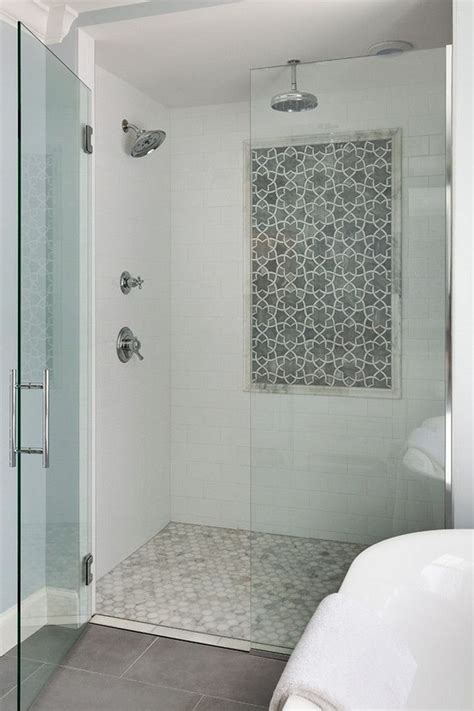 Tile Combinations For Small Bathrooms by 1000 Ideas About Shower Bathroom On Bath