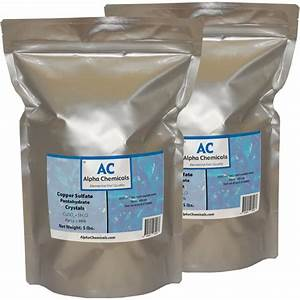 Alpha Chemicals - 10 Pounds