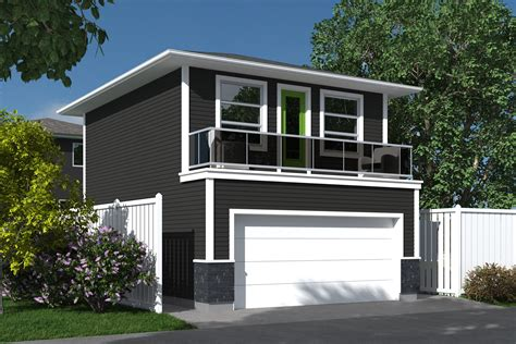 garage plans with living space on floor contemporary viron 480 robinson plans
