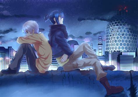 No 6 Anime Wallpaper - cityscapes anime anime boys nezumi no 6 shion no 6