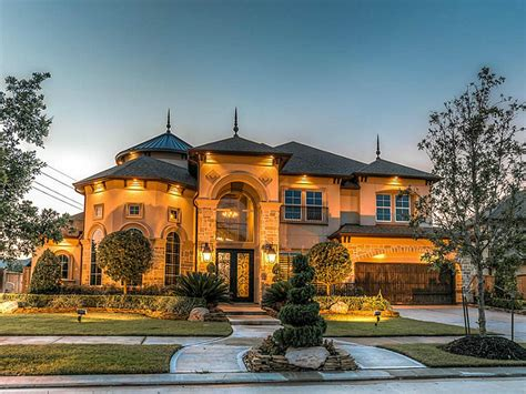 square foot feet cost houston 5000 000 land homes 40 much does suburbs compared its